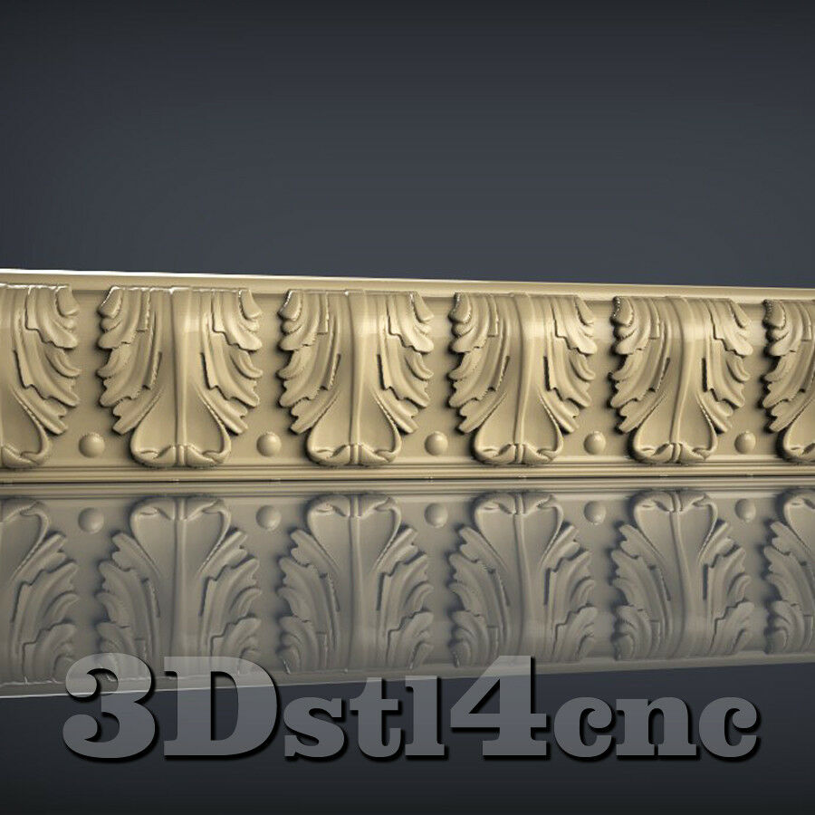 D stl model for cnc router carving machine printer relief