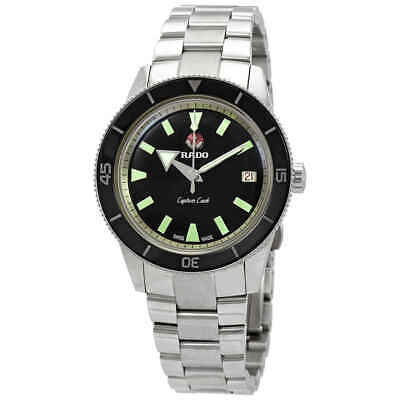Rado HyperChrome Captain Cook Automatic Black Dial Men's Watch R32500153