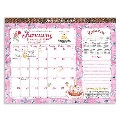 2020 Susan Branch Desk Pad Calendar