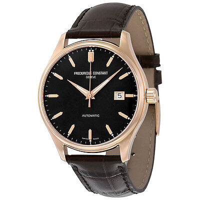 Frederique Constant Rose Gold-Tone Stainless Steel Mens Watch FC-303C5B4