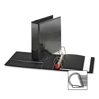 Sparco Locking D-ring View Binder3 Capacity11x8-12black 26962