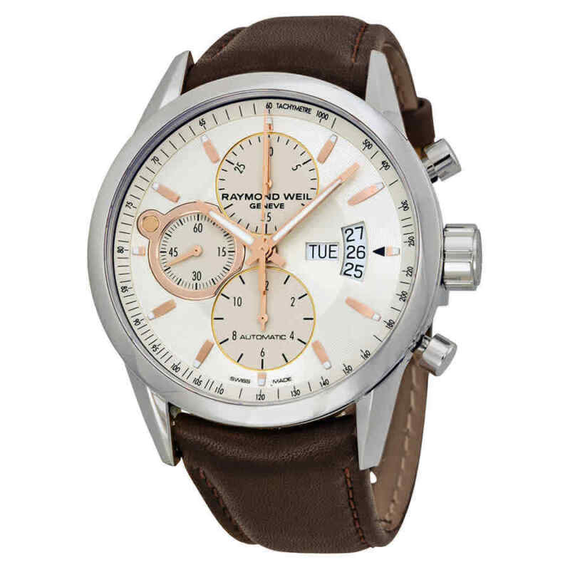 Raymond Weil Freelancer Chronograph Automatic Men Watch 7730-STC-65025