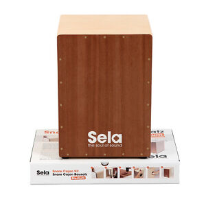 Sela Cajon Bausatz Medium ideal geeignet für Kinder, Leute bis 165sm Köpergroße