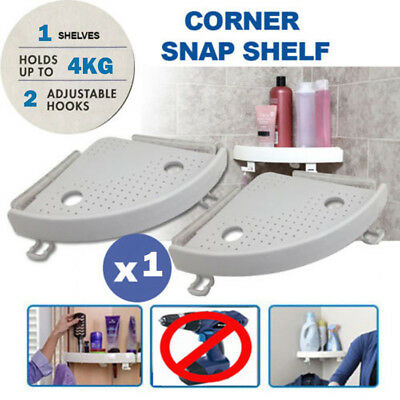 Corner Storage Rack Holder Shelves Bathroom Organizer FREE FAST SHIPPING