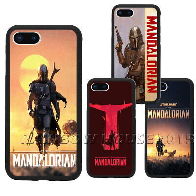 The Mandalorian Phone Case Star Wars Phone Case For iPhone Samsung Cover