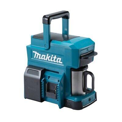 Makita Akku-Kaffeemaschine 12V oder 18V DCM501Z Nachfolger DCM500Z Kaffeepads