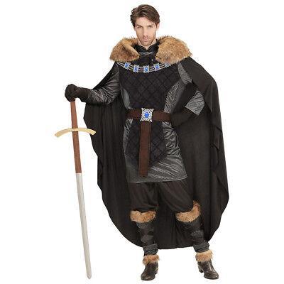 LUXE HERREN MITTELALTERKOSTÜM Karneval Mittelalter Fantasy Ritter Prinzen - Alte Prinz Kostüm