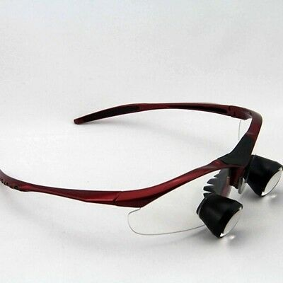 2.5x Dental Loupes Binocular Medical Loupe Customized Surgical Magnifier Glass
