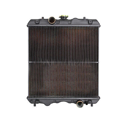 New Radiator For Kubota M8200dt M8200hd M8200sdtn M9000 M9000dt 3a151-17100