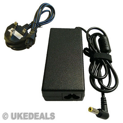 Adapter Charger For Acer Aspire 1410 1640 1640Z 1650 + LEAD POWER...