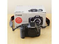 Canon EOS 7D Mark 1 Digital SLR Camera Body