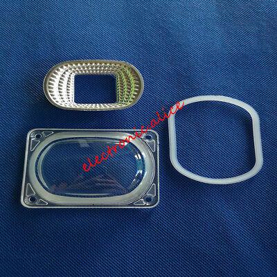 5set Led Cob Chip Lens Reflector 230v 110v-220v 20w 30w 50w F Led Flood Light