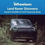MrWheelson Land Rover Discovery v.a. € 50.000 of € 675 lease