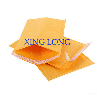 10-500 0000 4x6 Small Self Seal Kraft Bubble Mailers Padded Envelopes 4 X 6