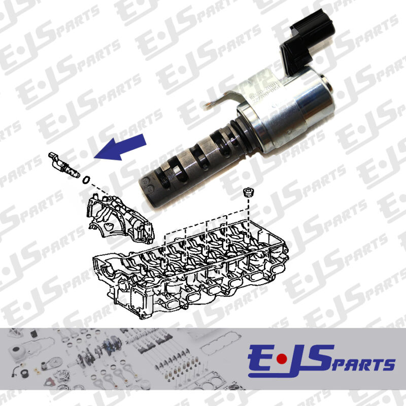Cam Timing Oil Control Valve for Lexus IS200, Toyota Alteza 99-05 15330-70010