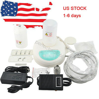Us Ship Dental Piezo Ultrasonic Scaler Cavitron Contained Water Dental Machine