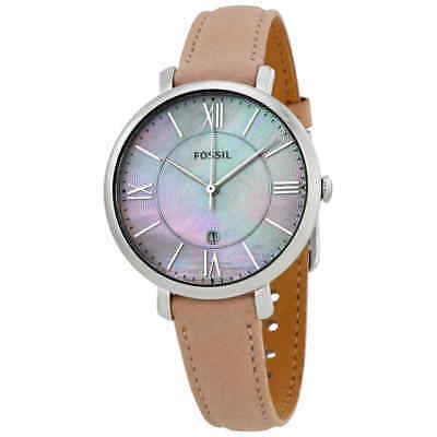 Fossil Jacqueline Mother of Pearl Dial Ladies Watch ES4151