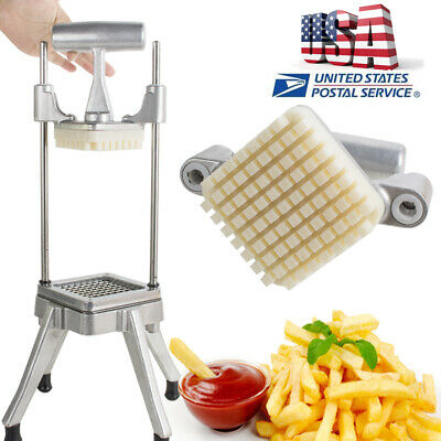 38 Vegetable Fruit Dicer Onion Tomato Slicer Chopper Fast Dice Machine