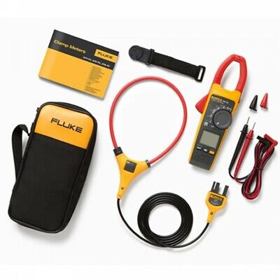 Fluke 376 Fc True-rms Acdc Clamp Meter With Iflex