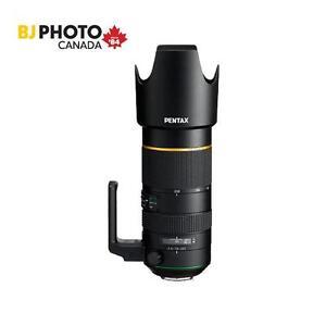 Pentax FA* 70-200mm F2.8ED DC WR