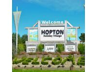 Holiday Home for Rental at Hopton Haven Holiday Park Great Yarmouth Caravan