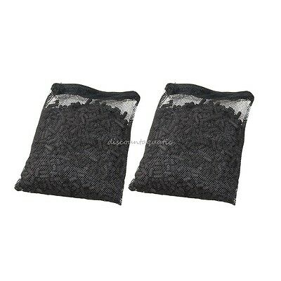 10 lbs Aquarium Activated Carbon Charcoal in Media Bag Premium Quality Fast Ship