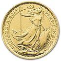 2015 Great Britain Britannia Gold Coin