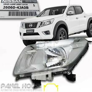 NEW Nissan NP300 D23 Navara LEFT Head Light GENUINE Lamp Non DRL Slacks Creek Logan Area Preview