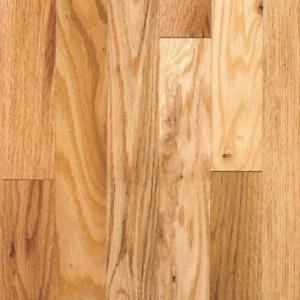 "Warehouse Sale - Vintage 2 1/4"" Natural Red Oak, Ranch ( 220 Squ Ft ) 3/4"" Hardwood"
