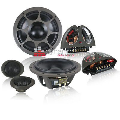 "Morel HYBRID 602 Car Audio 6-1/2"" 2-Way Hybrid Series Component Speaker System for sale  Shipping to South Africa"