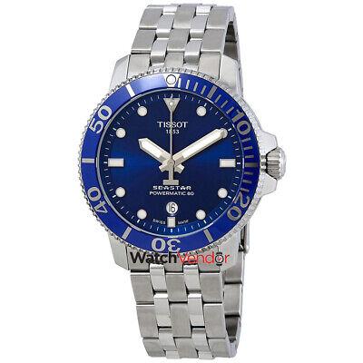 Tissot Seastar 1000 Automatic Blue Dial Men's Watch T120.407
