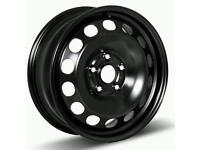 5x110 steel wheels 16inch golf bora sear etc