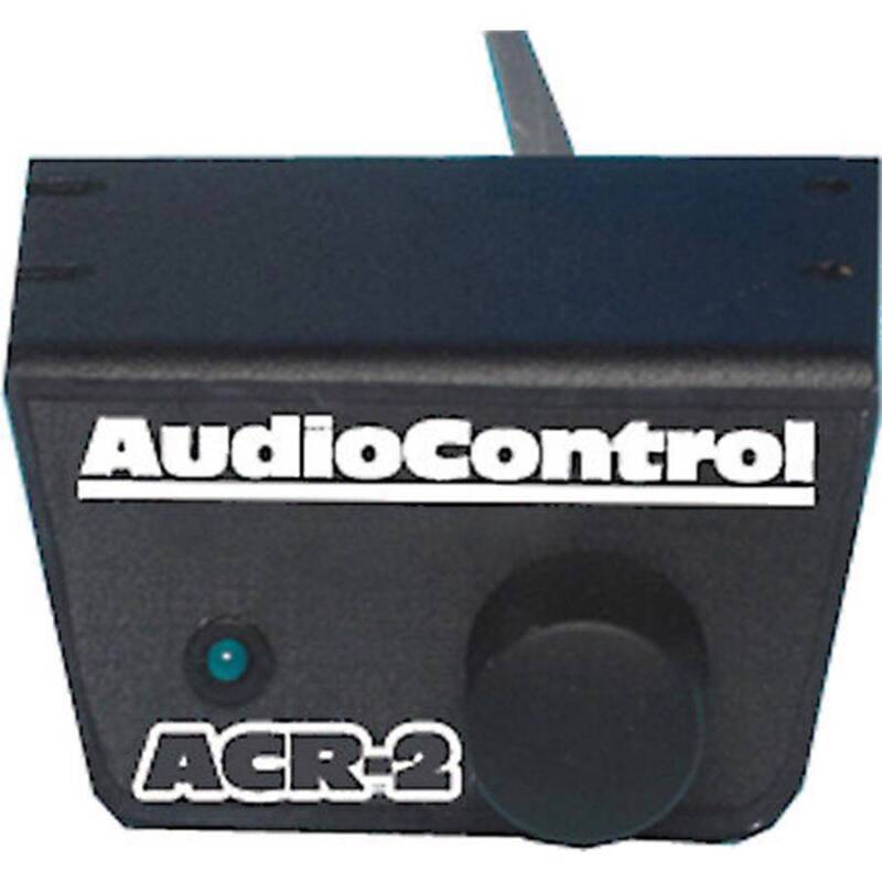 AudioControl ACR2 Remote Level/Bass Control