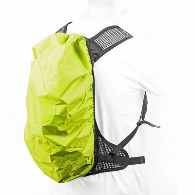 Author Fiets Trekking regenhoes A-O21 voor rugzak waterdicht groen-geel