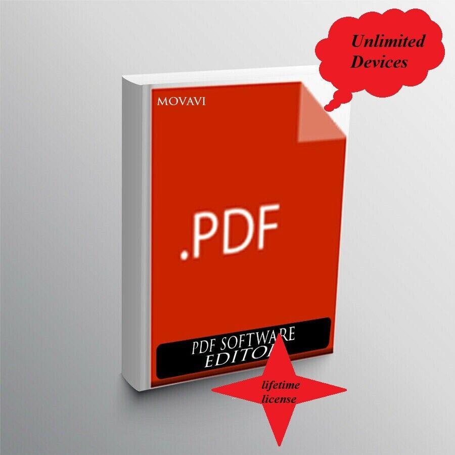 PDF Editor Software Full Pro