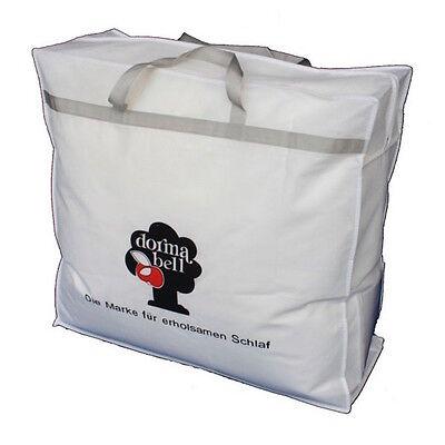 Bett-tasche (Aufbewahrungstasche Bettentasche für Bettdecken Decken Kissen Kleidung Tasche)