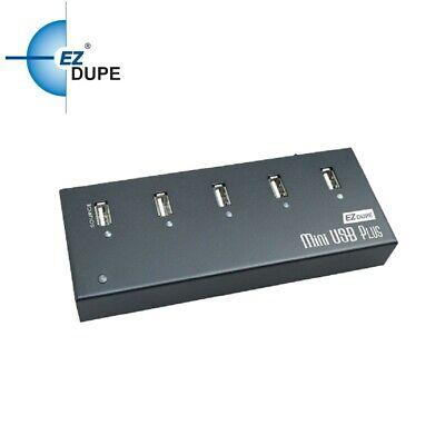 EZ Dupe 1 to 4 USB Duplicator - Compact Flash Media Drive Copier Cloner 4CUSB