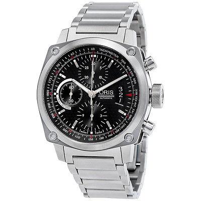 Oris BC4 Chronograph Automatic Mens Watch 674-7616-4154MB