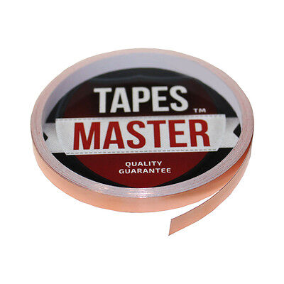 Copper Foil Tape - 18 X 10ft - Emi Conductive Adhesive Ship From Usa