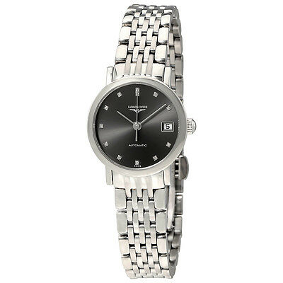 Longines Flagship Automatic Diamond Ladies Watch L4.309.4.78.6
