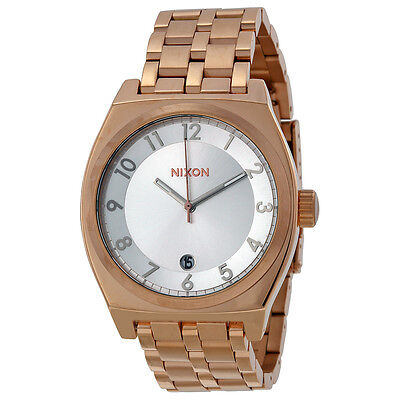 Nixon Chronicle Rose Gold-tone Mens Watch A3251044