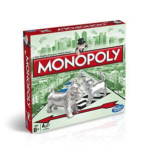 Monopoly Original Board Game Classic Board Game NEW FREE P&P
