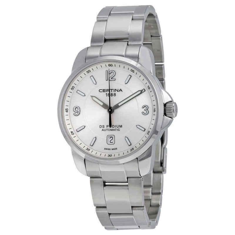 Certina Ds Podium Automatic Silver Dial Men Watch C001.407.11.037.00
