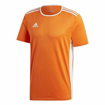 Orange White Soccer Jersey - Adidas Orange/White Entrada 18 Soccer Jersey