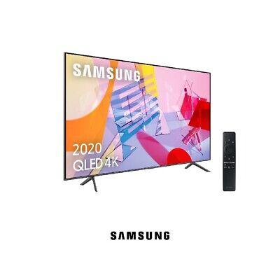 Televisión SAMSUNG 4K UHD QLED 58