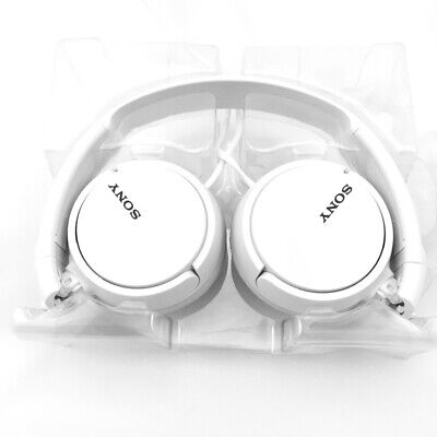 Sony MDR-ZX110 ZX Series Stereo Headphones MDRZX110/WHI White