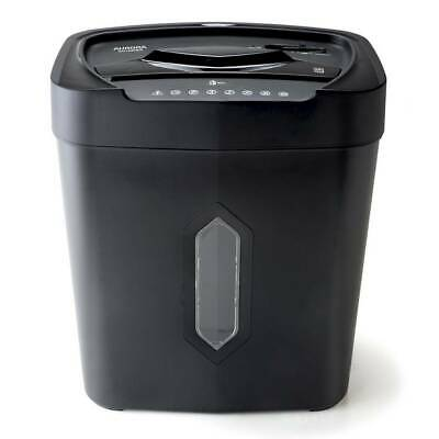 Amazon Basics 8-sheet Micro-cut Paper And Credit Card Shredder