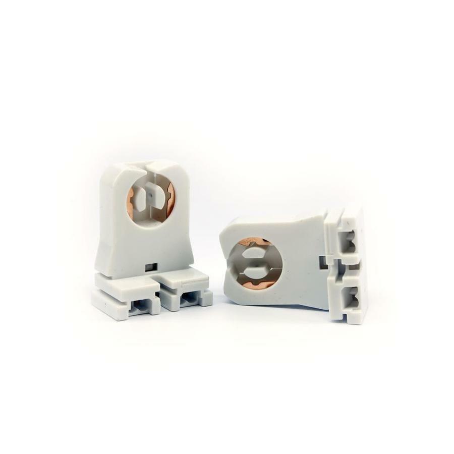 2 pack white lamp holder