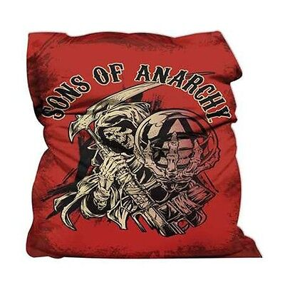 Sons Of Anarchy Soa Giant Bean Bag Lounge Man Cave Bar Room Home Decor