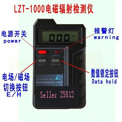 New Household Radiation Monitor Radiation Measuring Instruments Lzt - 1000